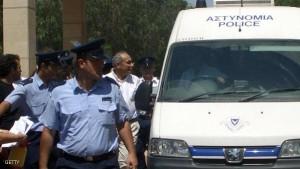 سيارة شرطة قبرص