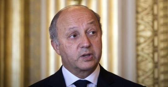 لوران فابيوس وزير خارجية فرنسا