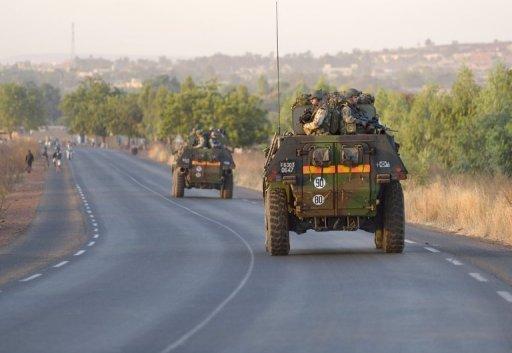 الحملة الفرنسية في مالي
