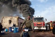 انفجار سيارة في مالي