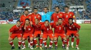 فريق كرة القدم المغربي
