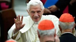بنيديكت السادس عشر بابا الفاتيكان