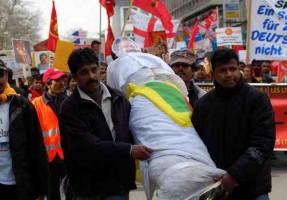 سريلانكا وانتهاك حقوق الإنسان
