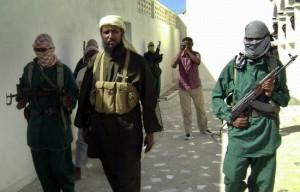 مسلحين من حركة الشباب بزعامة الشيخ مختار روبو أبو منصور