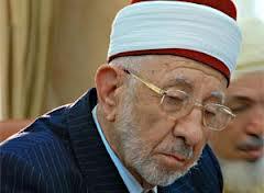 مقتل الشيخ محمد سعيد البوطي في تفجير مسجد الايمان بدمشق