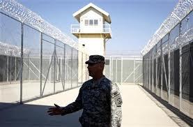 الاحتلال الامريكي سلم السلطات الأفغانية سجن باغرام