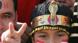 فوز المنتخب المصري ببطولة كأس الأمم الافريقية للشباب لكرة القدم ويتأهل لكأس العالم