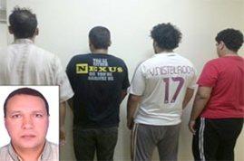 القبض على 3 مصريين وسوري قتلوا مصري مقيم بالرياض