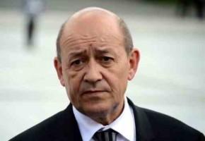 جان إيف لودريان وزير الدفاع الفرنسي