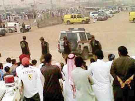 السعودية تنفذ حد الحرابة على يمني قتل باكستانيا بعد اغتصابه Marsadpress Net شبكة المرصد الإخبارية