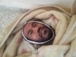 استشهاد محمد العبدولي رئيس حزب الامة الاماراتي خلال القتال في سوريا