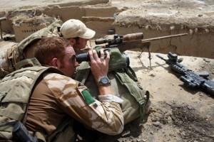 وصول أكثر من 60 عسكري بريطاني لتدريب جيش مالي