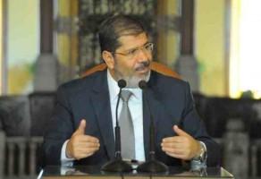 الرئيس مرسي