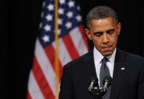 """شاب عربي مقاطعًا خطاب أوباما: """"أنت صهيوني"""""""