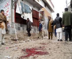 مقتل 6 أشخاص وإصابة 11 في هجوم قرب القنصلية الأمريكية ببيشاور