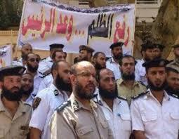 الحكم بعدم أحقية وزارة الداخلية وقف الضباط الملتحين عن العمل