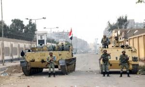 الجيش في بورسعيد