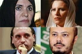 سلطنة عُمان تمنح اللجوء السياسي لعائلة القذافي