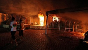 U.S. consulate in Benghazi