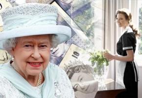 الملكة اليزابيث الثانية ملكة بريطانيا