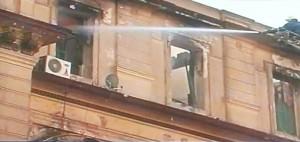 حريق محكمة جنوب القاهرة