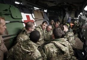 البرلمان الفرنسي يصوت الاثنين على تمديد العملية العسكرية في مالي