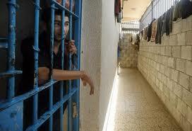 السلفيون يضربون عن الطعام في سجن أنصار بغزة