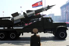 التهديد الكوري لأمريكا