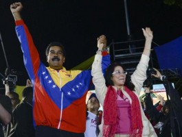مادورو يفوز برئاسة فنزويلا
