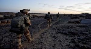 """ألف جندي فرنسي ينفذون عملية """"جوستاف"""" لملاحقة الجهاديين قرب غاو"""