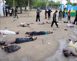 منظمة مسيحية تعلن شن حرب صليبية ضد مسلمي نيجيريا