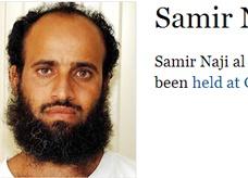 سمير ناجي الحسن مقبل المعتقل اليمني في جوانتانامو