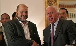 اتفاق حركتي حماس وفتح بالقاهرة