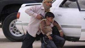 يزعم اختطاف ابنه لجمع مبالغ من أهالي قريته