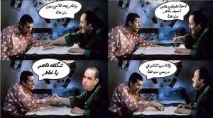 """""""مصطفي خاطر"""" يأمر بالقبض علي مؤسس حركة «6 أبريل» ليصنع فخ للرئيس"""