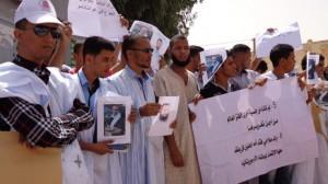وقفة أمام السفارة الأمريكية بنواكشوط للمطالبة بإطلاق سراح موريتانيين في غوانتنامو