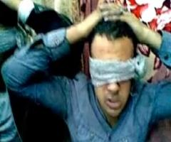 أحد الجنود السبعة المخطوفين في سيناء
