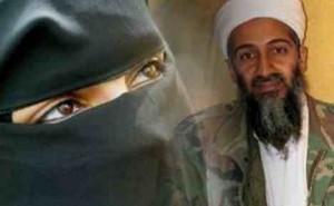 أمل السادة زوجة أسامة بن لادن