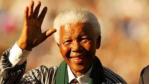 رئيس جنوب أفريقيا السابق نيلسون مانديلا