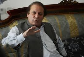 انتخاب نواز شريف رئيسا لوزراء باكستان للمرة الثالثة