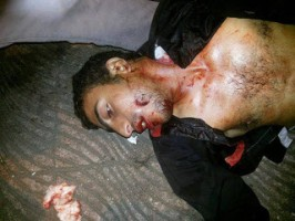 سقوط أول قتيل في رمسيس