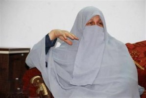 عزة أحمد توفيق زوجة الشاطر