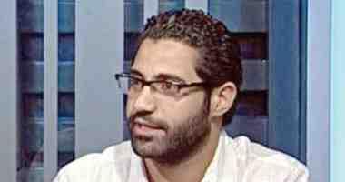 محمد نبوى عضو اللجنة المركزية لحركة تمرد