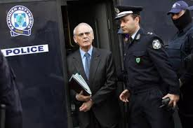 وزير الدفاع اليوناني السابق
