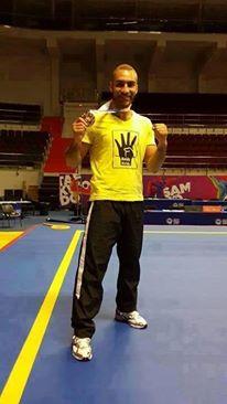 محمد يوسف بطل الكونج فو
