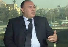 المستشار عماد أبو هاشم رئيس محكمة النقص