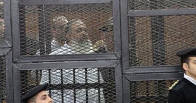 الشيخ حازم في المحكمة