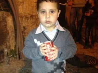 الطفل محمد زين الماجد