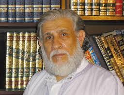 عبد الكريم مطيع الحمداوي المرشد العام للحركة الإسلامية المغربية