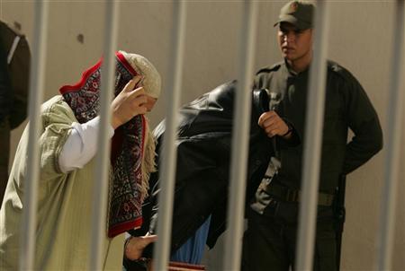 سجناء في المغرب